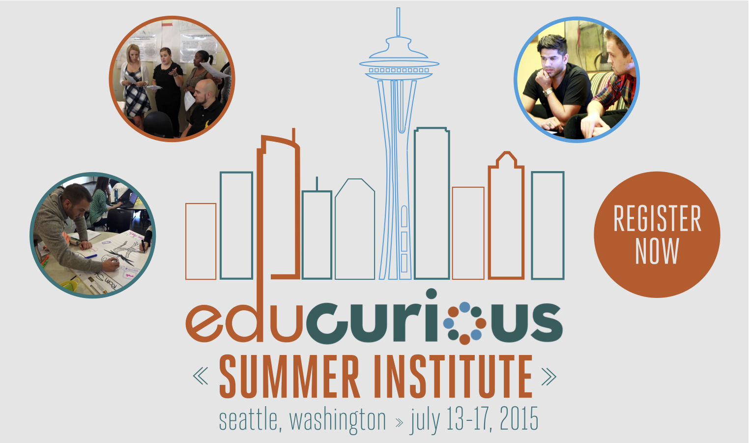 Educurious Summer Institute 2015
